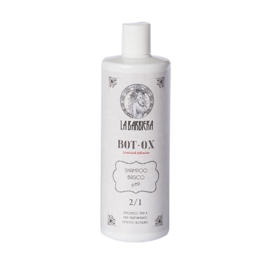 BOTOX - Shampoo basico pH9