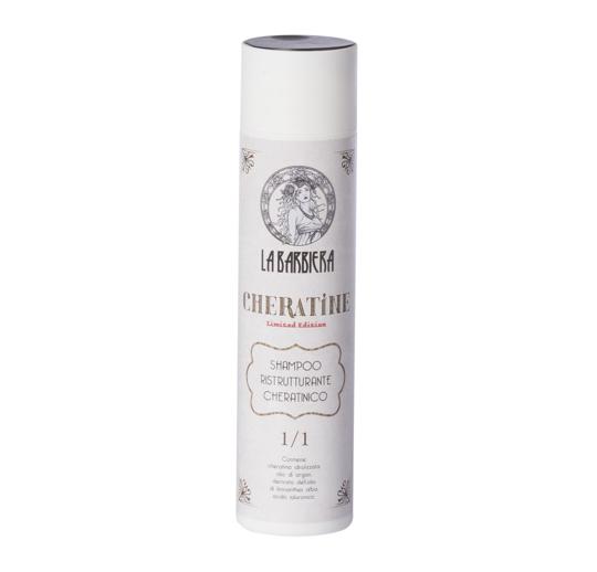 CHERATINE - Shampoo ristrutturante cheratinico