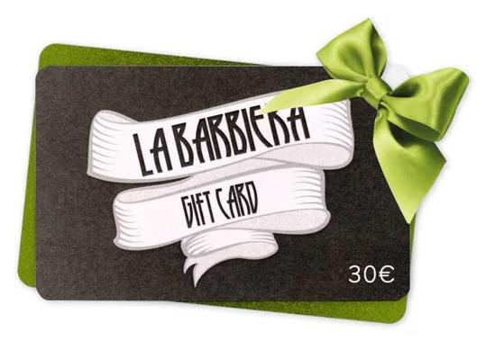 Gift Card da 30€